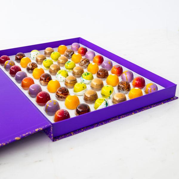 Box of 54 Bonbons
