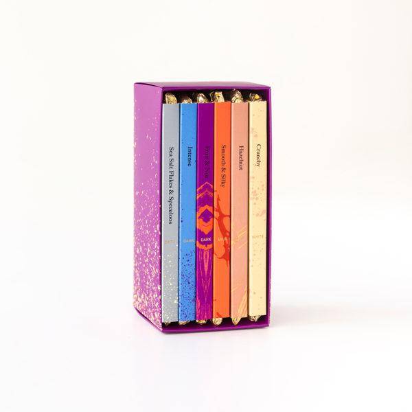 Chocolate Bars Pack of 6