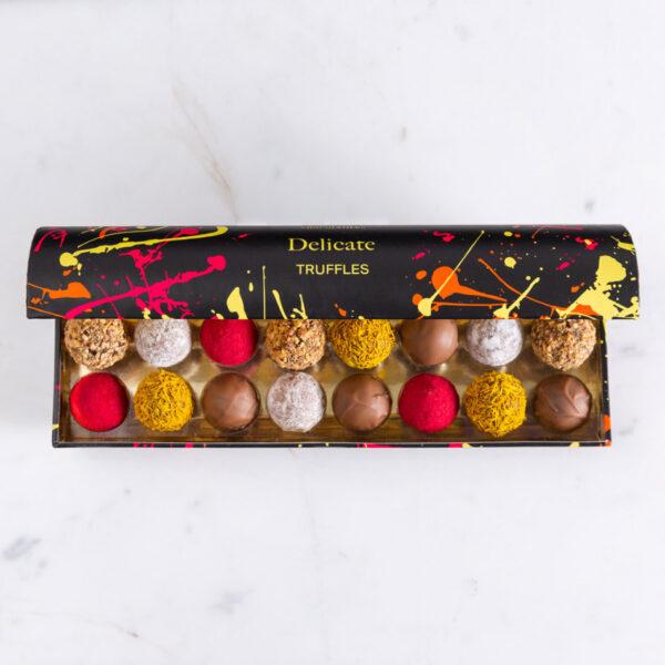 Delicate Truffles - 16 PIECES