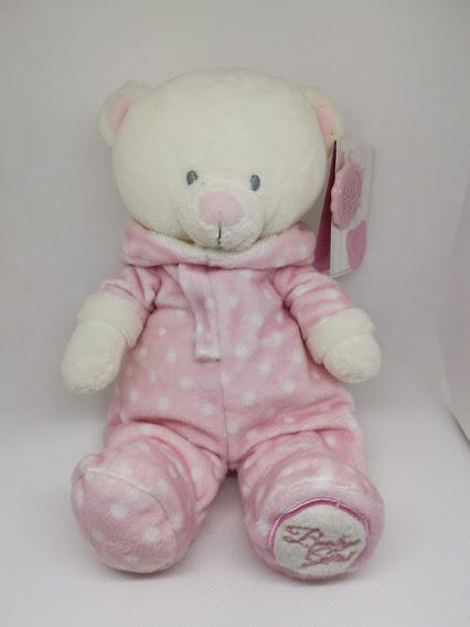 Baby Girl Bear keel Toys 17cm