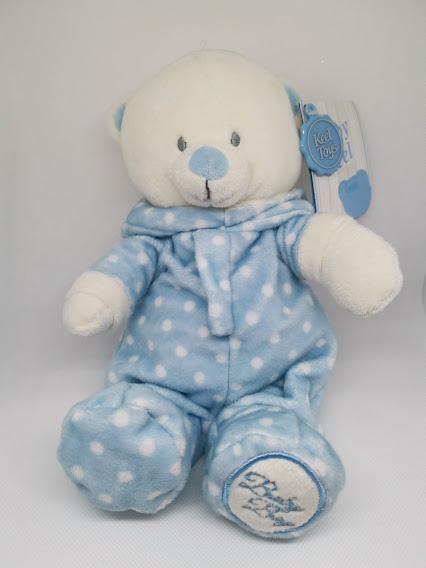 Baby Boy Bear keel Toys 17cm