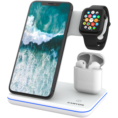 CANYON 3 in1 Wireless charger