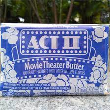 ACT II MOVIE THEATER BUTTER MICROWAVE POPCORN 78G