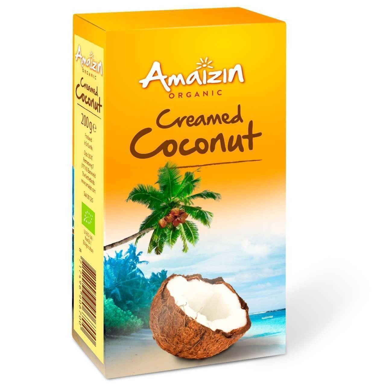 AMAIZIN CREAMED COCONUT