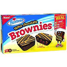 HOTSTESS TRIPLE CHOCOLAT E BROWNIES 336G