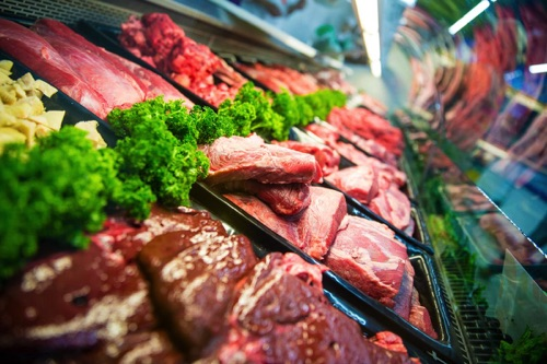 P Meat Art Gallery