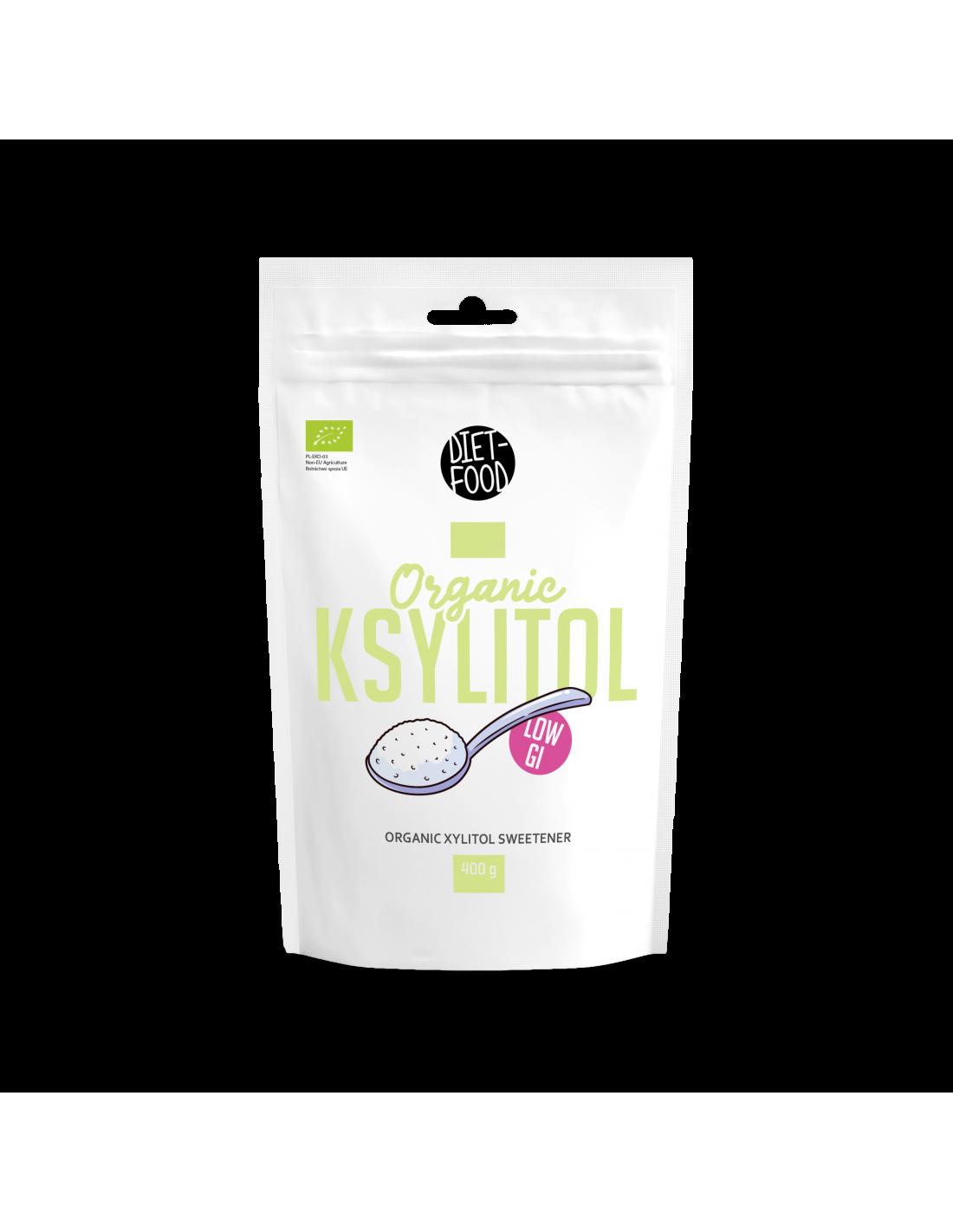 DIETFOOD - ORGANIC KSYLITOL 400g