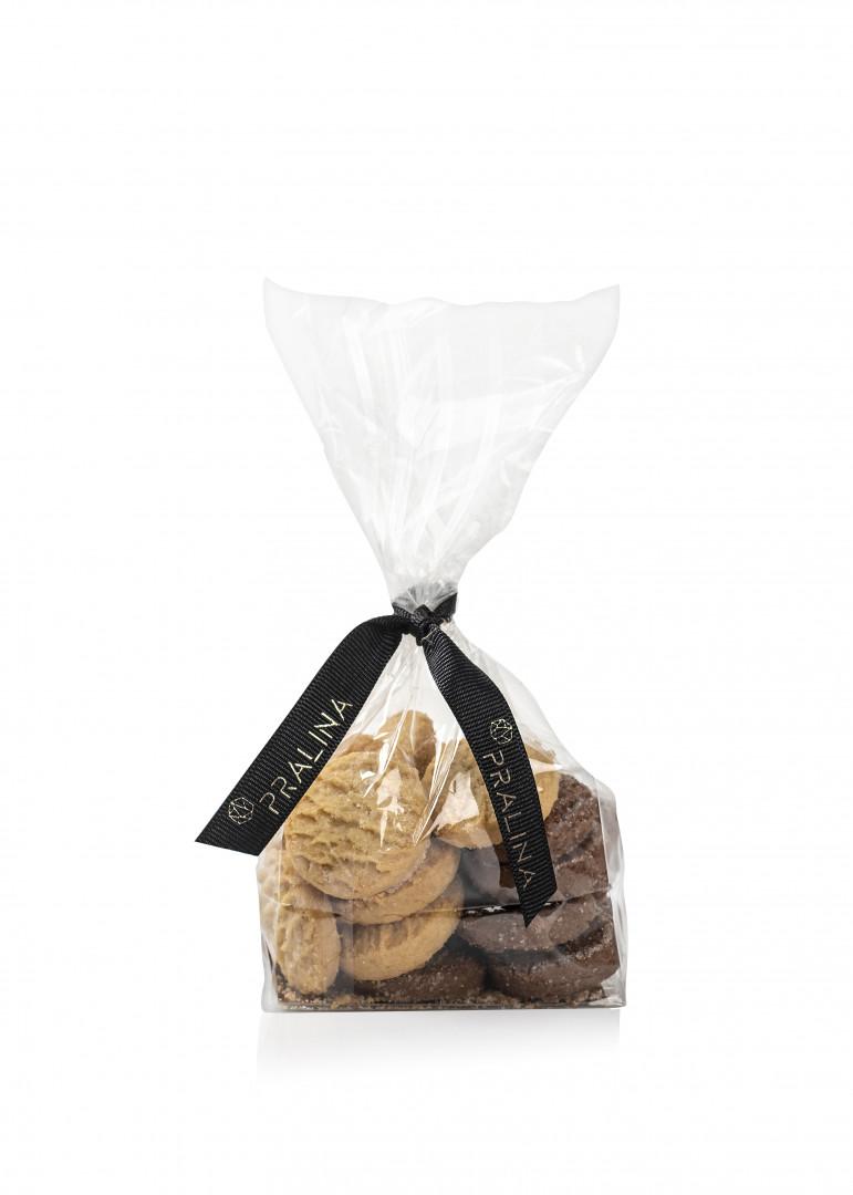 Chocolate & Vanilla Cookies (150gr)