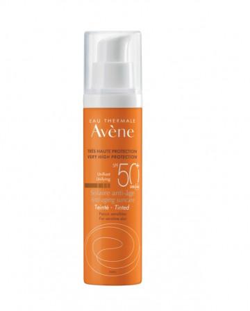 Avene solaire anti*age face suncream tinted spf50
