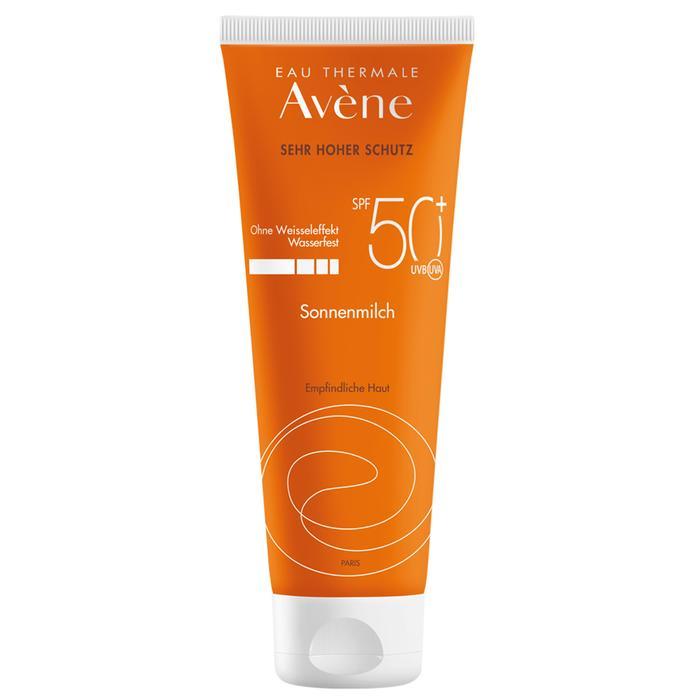 Avene face suncream spf50 for dry skin