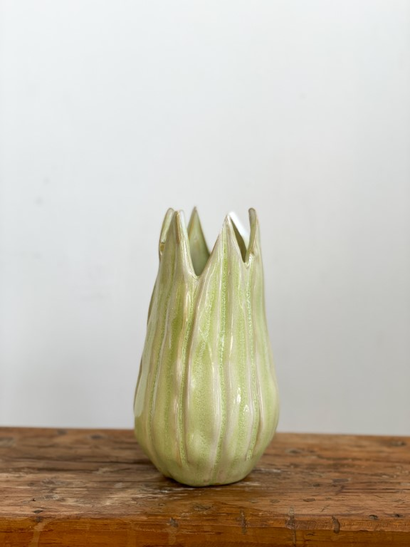 Tulip vase Small - Green