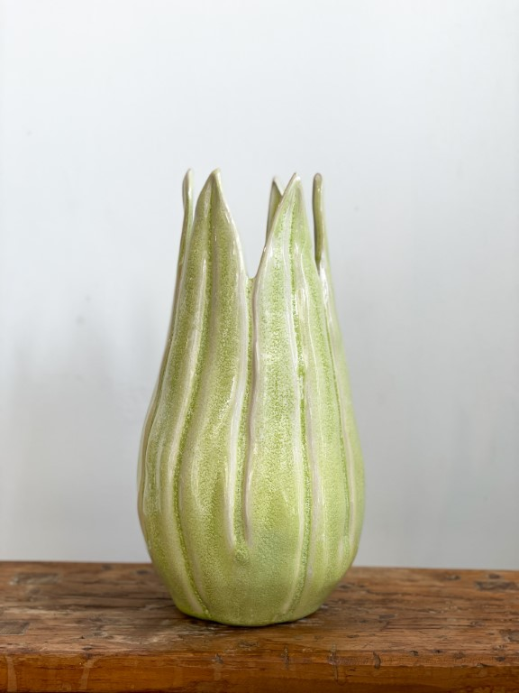Tulip vase Big - Green