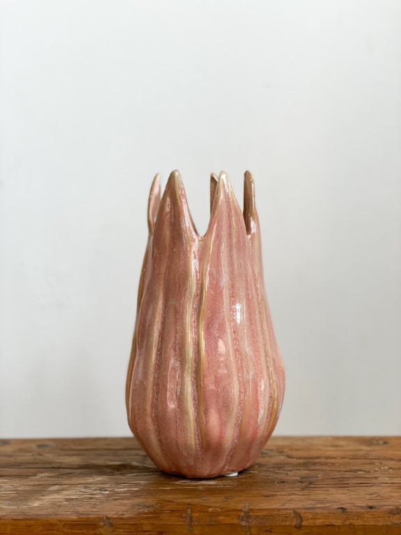 Tulip vase Small - Pink
