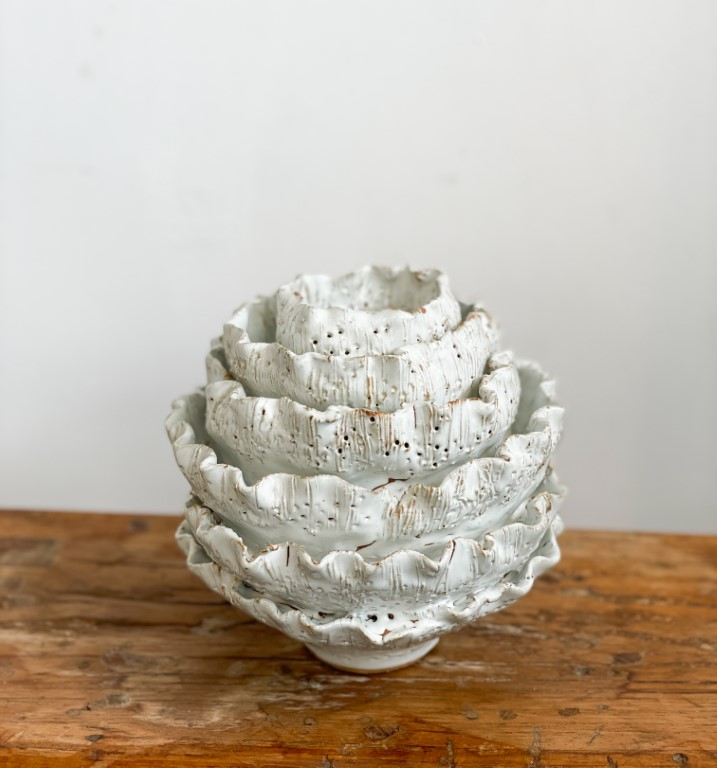 Lettuce vase