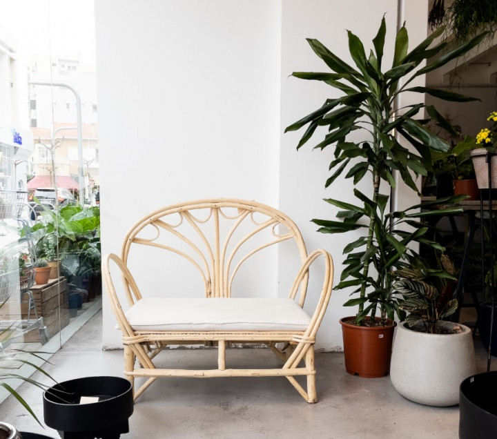 Essaouira lounge chair