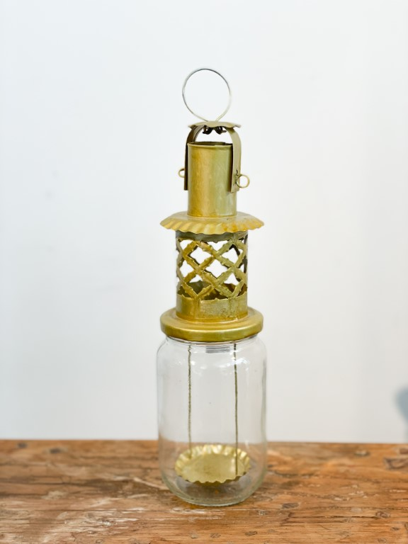 Confiture lamp S gold