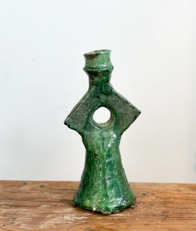 Candle holder green - Touareg S