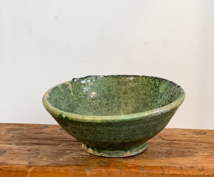 Bowl conical