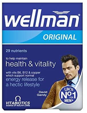 Vitabiotics Wellman original - 30 Capsules