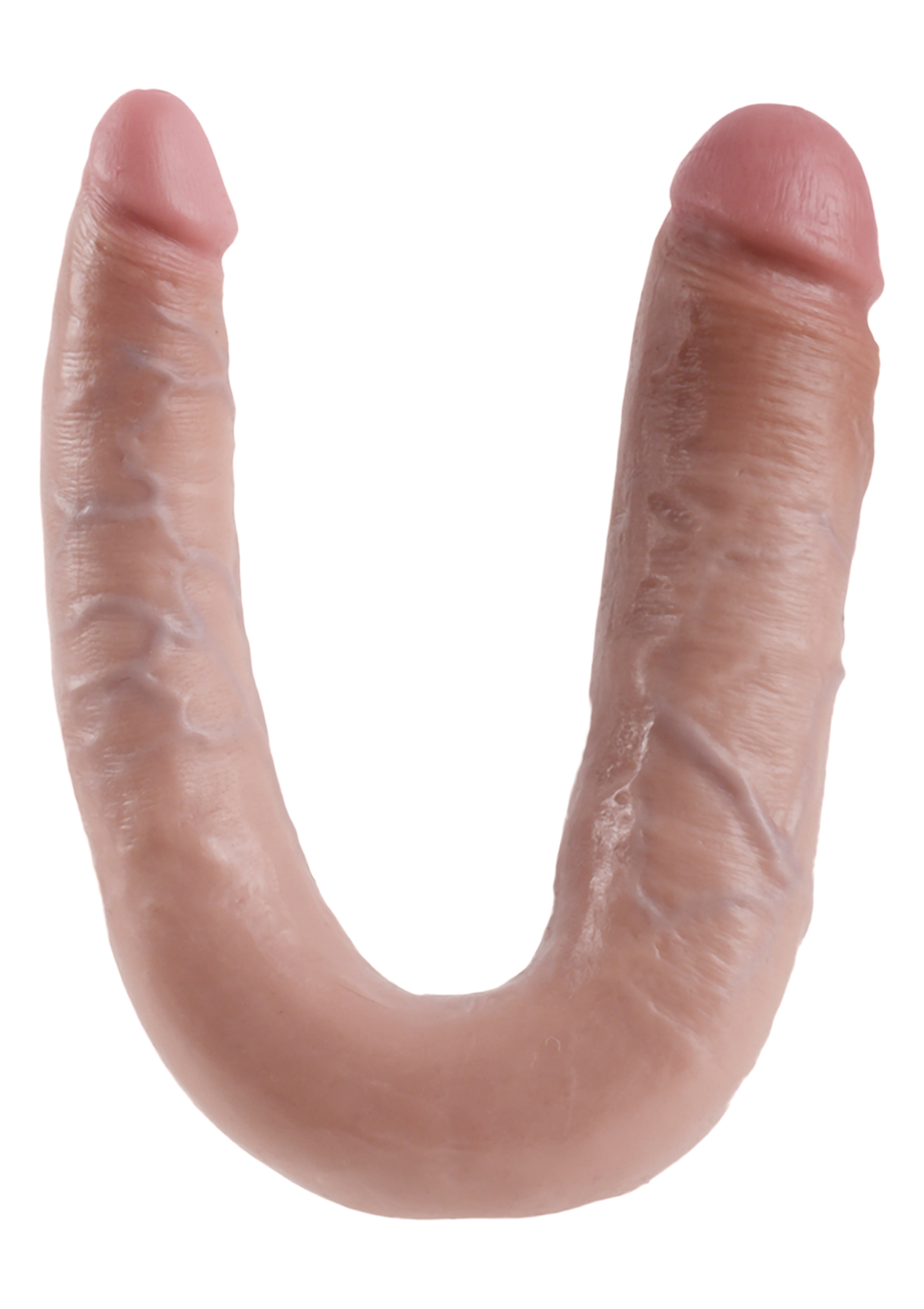 KING COCK LARGE DOUBLE TROUBLE 7 INCH