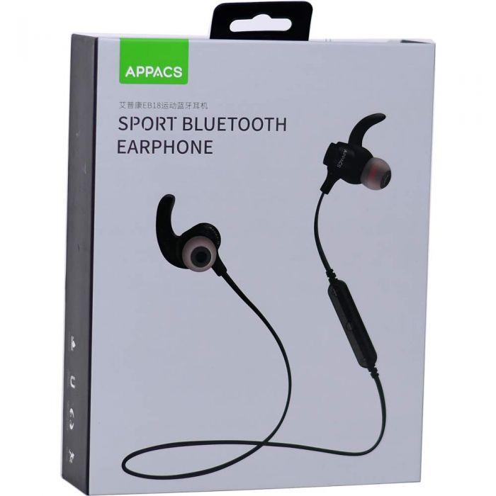 Appacs E18 Sport Bluetooth Earphones + Microphone