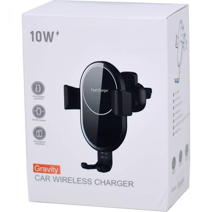 APPACS H5 Wireless Car Charger, Holder - car charger wireless