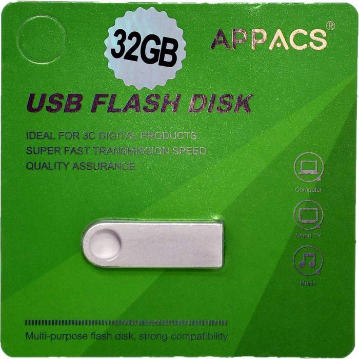 APPACS USB Flash Memory Stick 32GB