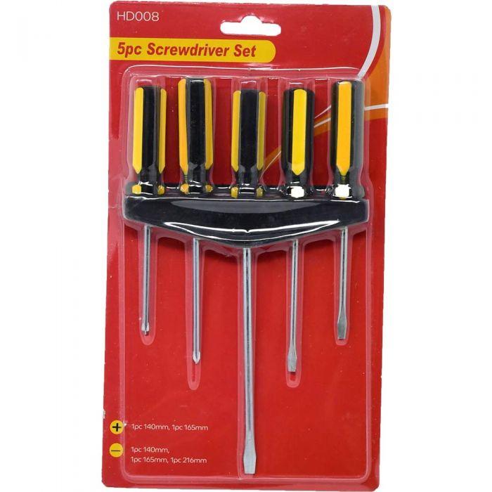 screwdriver SET 5pcs HD008