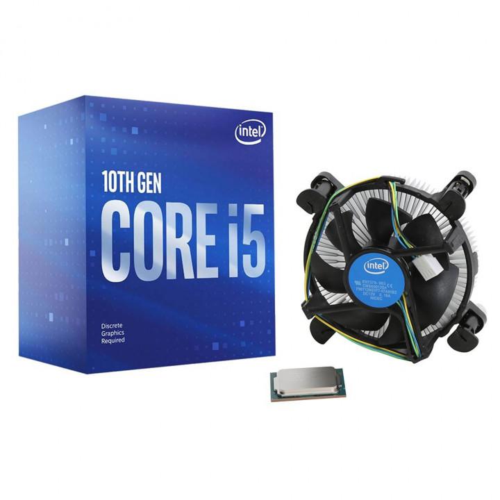 INTEL CPU i5-10400