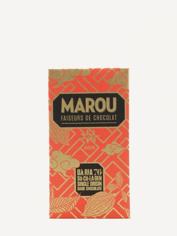 MAROU Ba Ria 76% 80g