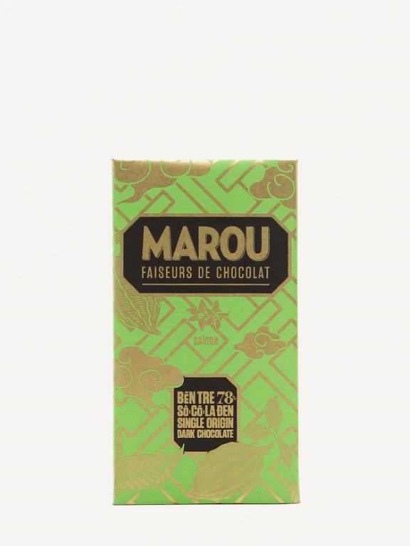 MAROU Ben Tre 78% 80g