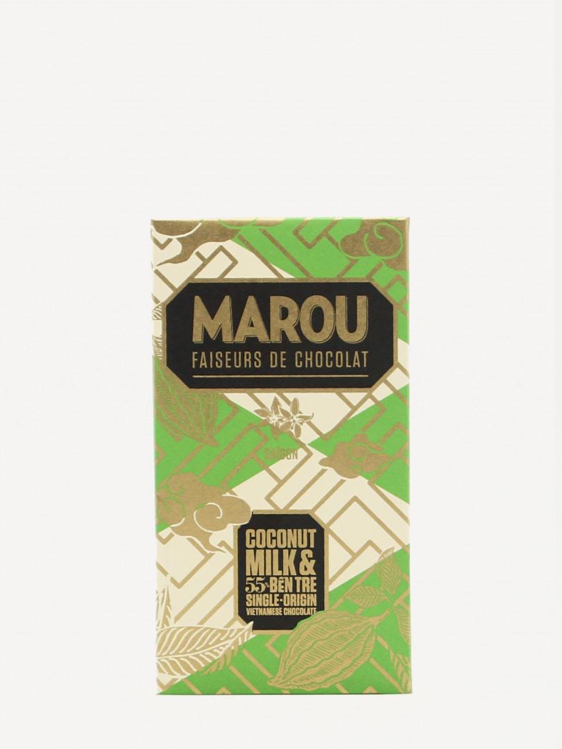 MAROU Ben Tre 55% COCONUT 80g