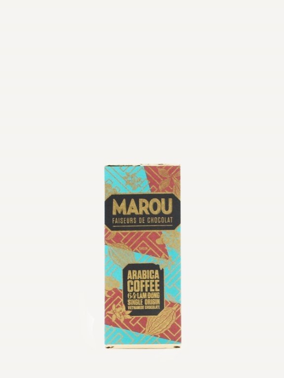 MAROU Lam Dong 64% COFFEE 80g