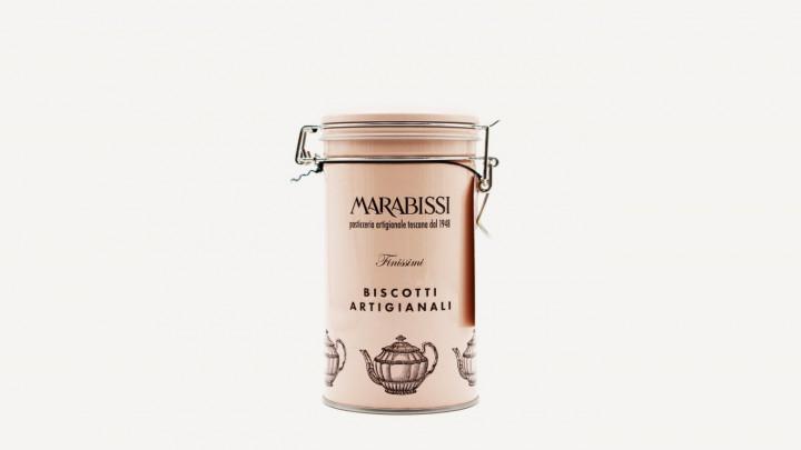 MARABISSI Biscotti Cioccolato e Sale 200g