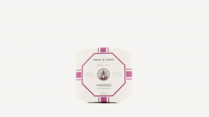 MARABISSI Torta Fichi & Noci 350g