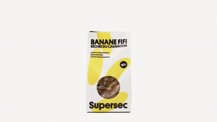 SUPERSEC Banane Fifi 80g