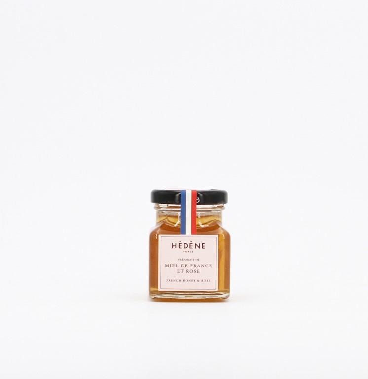 HEDENE French Honey & Rose 125g