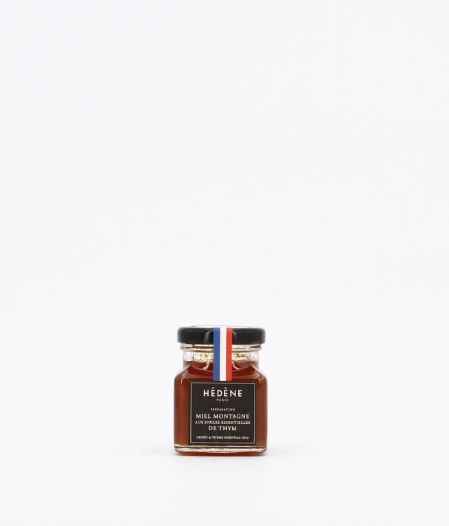 HEDENE Mountain Honey w/ Thyme Essential Oils 125g