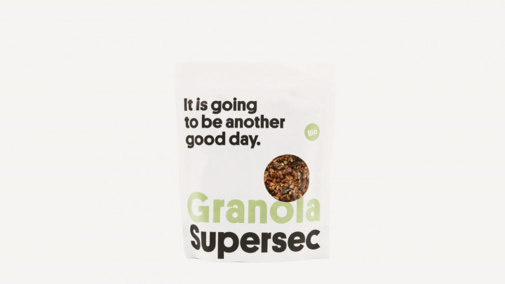 SUPERSEC Granola 270g