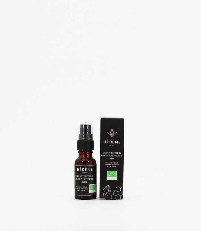 HEDENE Organic Thyme & Green Propolis Oral Spray 20ml
