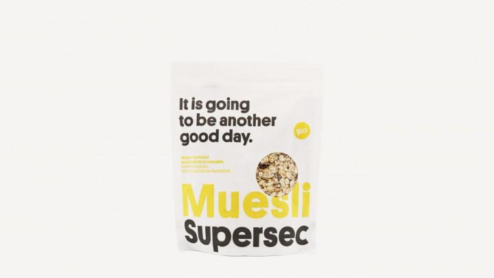 SUPERSEC Muesli 330g