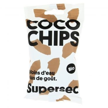 SUPERSEC Coco Chips 50g