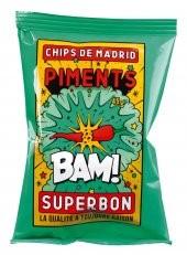 SUPERBON Piments 45gr