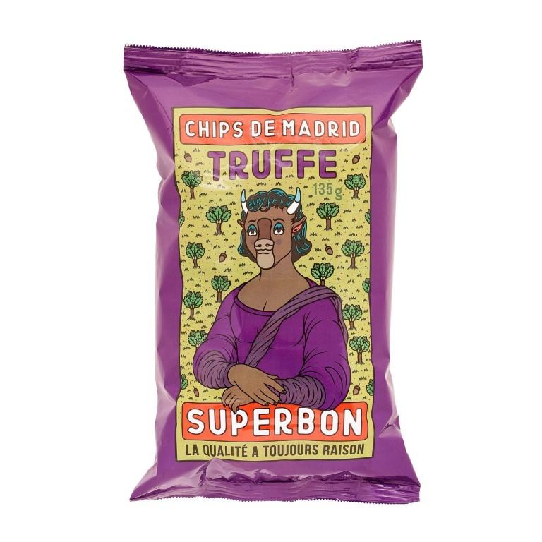 SUPERBON Truffle Chips 135gr