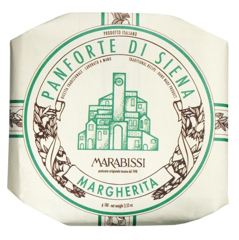 MARABISSI Panforte Margherita 100g