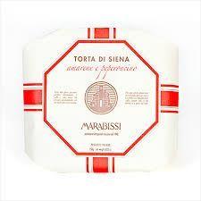 MARABISSI Torta Amarene & Peperoncino 100g