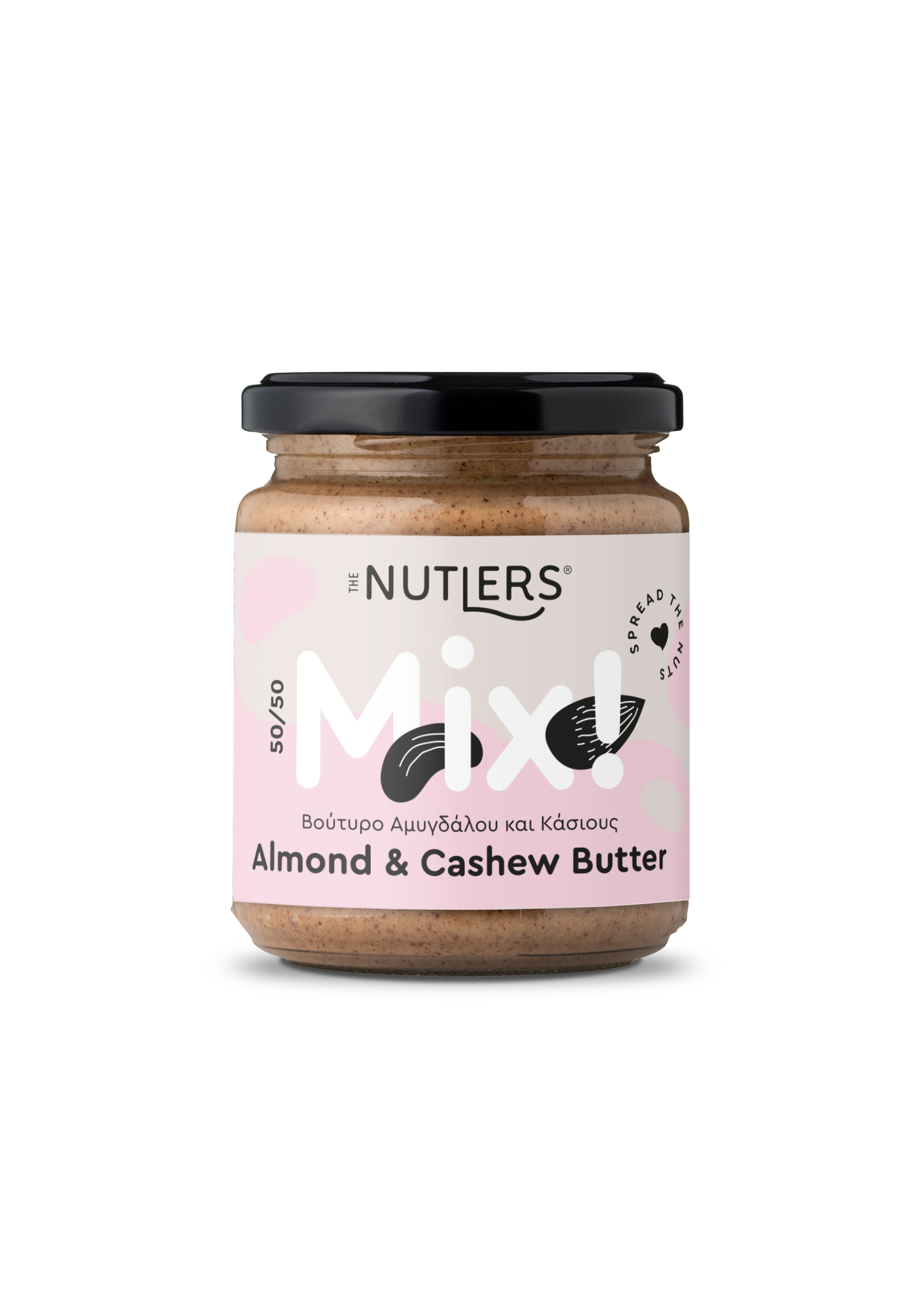 MIX ALMOND AND CASHEW BUTTER