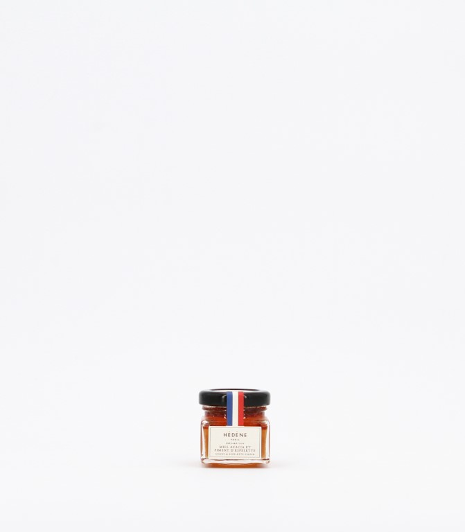 HEDENE Acacia and Piment d'Espelette 40g