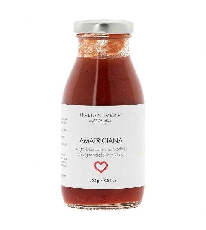 ITALIANAVERA Classic Sauce Amatriciana 250g