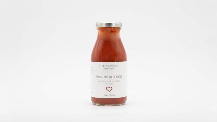 ITALIANAVERA Classic Sauce Profumo di Bosco 250g